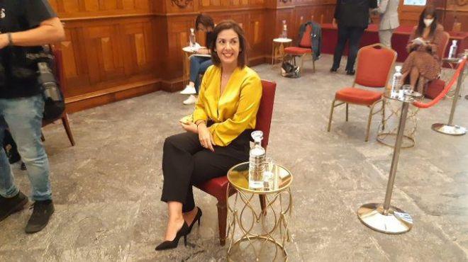 Evelyn Alonso toma posesión como concejal de Cs en el Ayuntamiento de Santa Cruz de Tenerife
