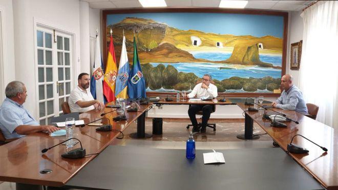 Arafo, Arico, Granadilla y San Miguel se unen para relanzar el Sureste de Tenerife