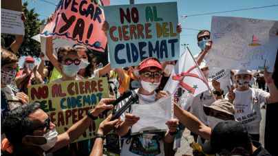 CC-PNC solicitará en el Pleno la paralización de los 15 despidos del Cidemat