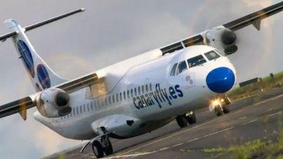 La aerolínea Canaryfly reanuda sus operaciones