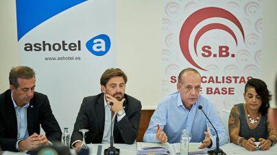 Ashotel propone a los sindicatos aplazar el incremento salarial previsto en el convenio colectivo