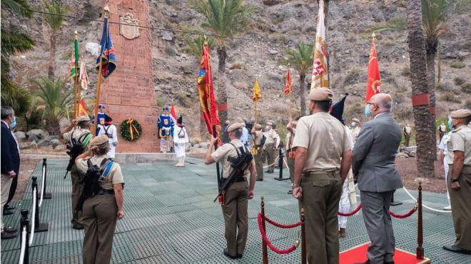 Gran Canaria celebra que repelió el ataque de los 8.000 hombres de Van der Does