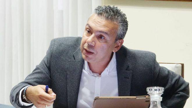"Dámaso Arteaga: ""Hasta 2019, ningún informe técnico municipal justifica que el canon de Emmasa fuera irregular"""