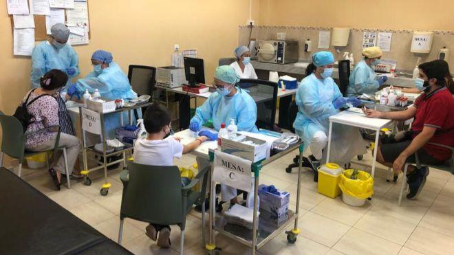 Sanidad cierra el estudio de seroprevalencia de la COVID-19 con 4.827 test válidos realizados