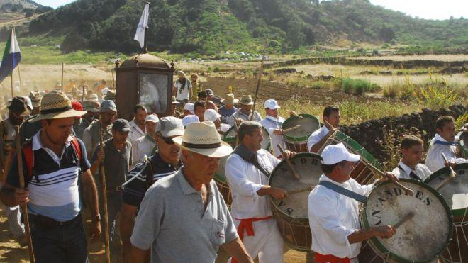 El Hierro solicita la declaración de La Bajada como Patrimonio Mundial Inmaterial