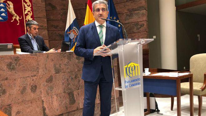 """Rodríguez: """"No se van a subir impuestos ni se va a recortar el gasto público"""""""