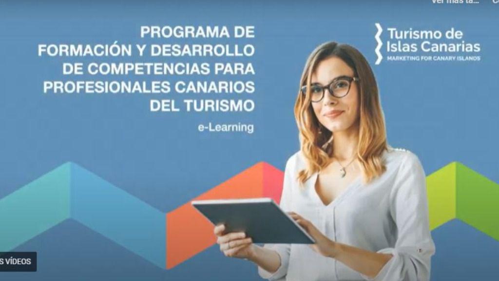 Turismo pone en marcha el programa e-learning para profesionales del sector