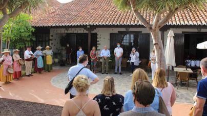 La Gomera presenta su estrategia como destino seguro y de naturaleza