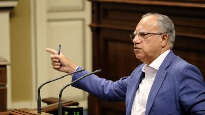 """Curbelo pide revisar el sistema de financiación autonómico por ser """"injusto para Canarias"""""""