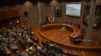 La Gomera transferirá un millón de euros a los ayuntamientos para actuaciones de ámbito municipal