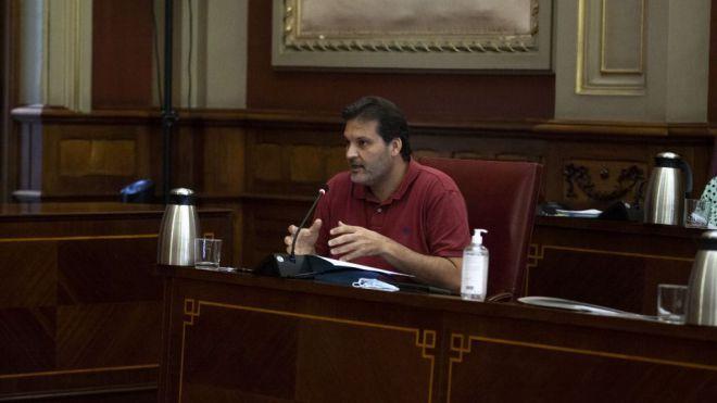 El Ayuntamiento de Santa Cruz aclara que desde 2017 se conocían los pagos a Sacyr