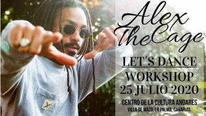 La Palma lanza un proyecto pionero para promover el baile callejero entre los jóvenes