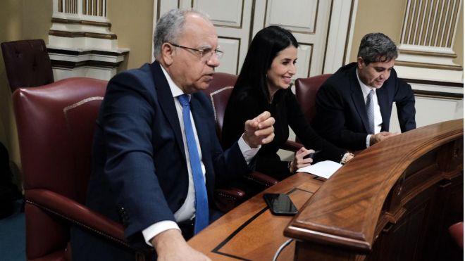 ASG insiste en incrementar los controles sanitarios en puertos y aeropuertos canarios