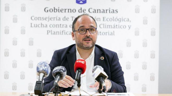 El Gobierno de Canarias abre un expediente para conocer las causas del 'cero energético'