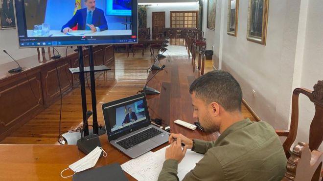El Gobierno de Canarias regulará el sistema de teletrabajo en la función pública