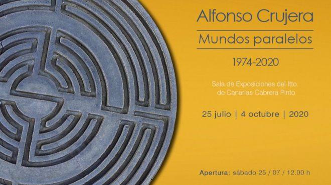 Un centenar de esculturas, pinturas y grabados de Alfonso Crujera llena de arte las salas del Cabrera Pinto