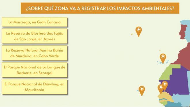 Investigadores de la ULPGC desarrollan aplicación web para registrar impactos ambientales