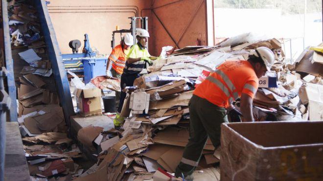 El Hierro quiere cerrar el ciclo de la materia orgánica en la isla y convertirla en compost