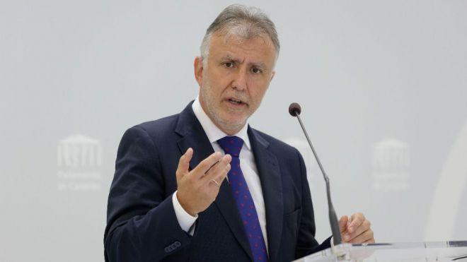 Canarias firmará en agosto el convenio para la transferencia de los fondos del PIEC 2020