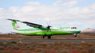 Usuario de TripAdvisor reconocen a Binter como la mejor aerolínea de España