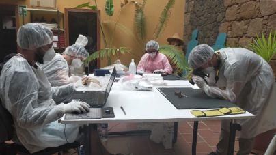 Un equipo investigador lleva a cabo un ambicioso estudio de la población bimbache