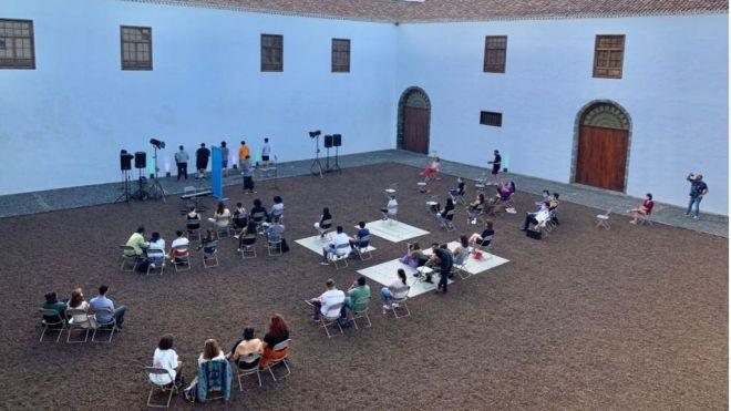 Arranca 'La Movida' para dar a conocer las creaciones de jóvenes artistas de La Palma