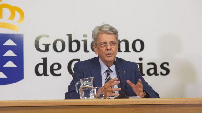 Canarias anticipa a los municipios 103 millones del FCFM