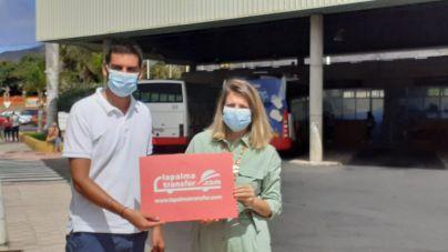 Nace La Palma Transfer para facilitar el acceso a la Red de Senderos de La Palma