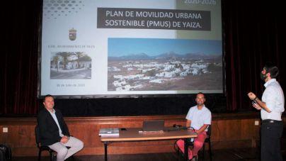 Yaiza traza las líneas de su Plan de Movilidad Sostenible 2020 - 2026