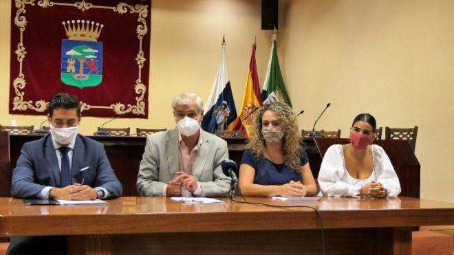 Cabildo y Gobierno invierten 6,3 millones en infraestructuras turísticas en El Hierro