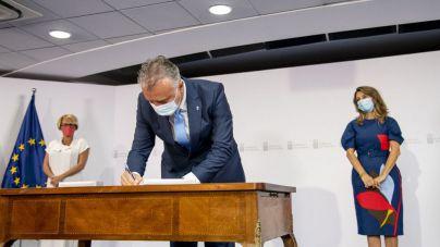La firma del PIEC inyecta 42 millones para paliar las consecuencias del Covid en el empleo