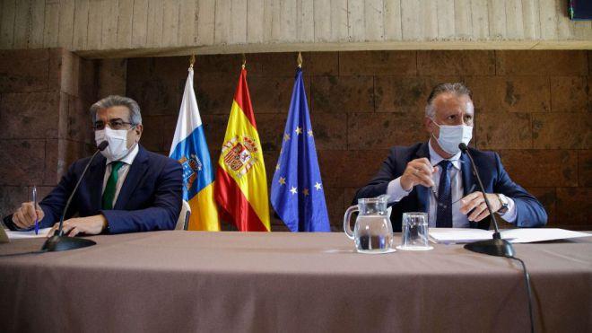 El Plan de Reactivación de Canarias recibe respaldo unánime de los firmantes