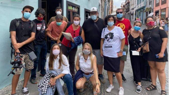 El Festivalito proyecta su maratón de cortometrajes de La Palma Rueda