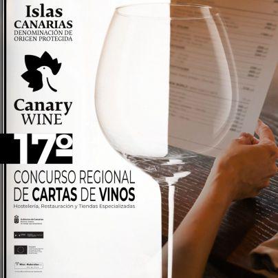"""XVII Concurso Regional de """"Cartas de Vinos de Canarias"""""""