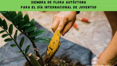 """La Palma celebra el Día Mundial de la Juventud animando a """"coger la guataca"""""""