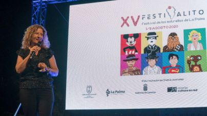 Sodepal concede la 'Estrella Arco Iris' del Festivalito al corto 'Contagios'