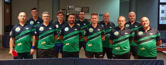 Histórico ascenso del CD Hidra a Primera División