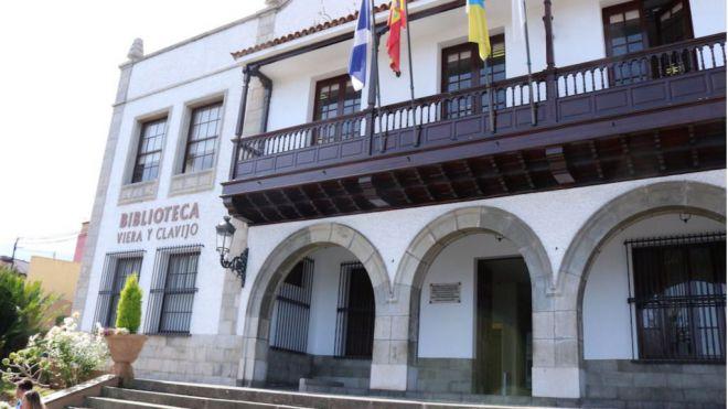 Las salas de estudio de Viera y Clavijo y de Rafael Yanes abrirán sábados y domingos hasta el 13 de septiembre