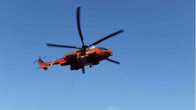 Salvamento Marítimo rescata a 11 migrantes de un cayuco al sur de Gran Canaria, en el que otros cinco murieron