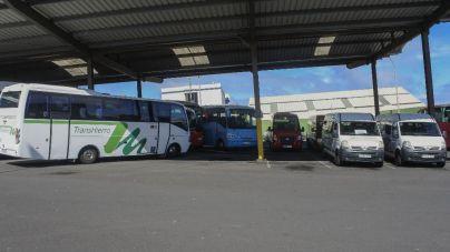 TransHierro modifica sus servicios de guaguas a partir del 1 de septiembre