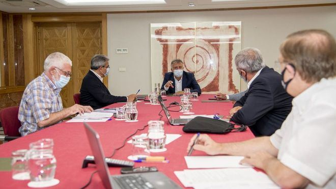 El Comité de Gestión de Emergencia Sanitaria analiza la situación por la COVID-19