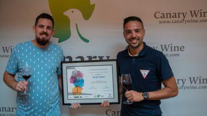 """El Restaurante Mojo Rojo, ganador del XVII Concurso Regional de """"Cartas de Vinos de Canarias"""""""