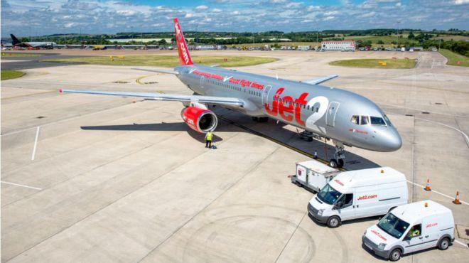 Jet2 retrasa el comienzo de sus vuelos a Canarias