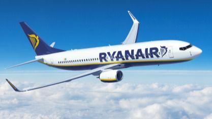 Ryanair lanza la mayor oferta de asientos, un millón a 5 euros