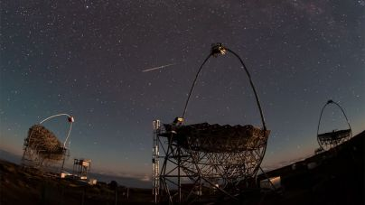 El Cabildo impulsa el programa de divulgación astronómica para promocionar las peculiaridades del cielo palmero