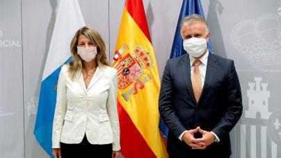 Torres recibe el compromiso de la ministra de Trabajo de prorrogar los ERTE el tiempo que sea necesario