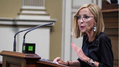 """Australia Navarro: """"La mala gestión de la pandemia en las islas envía a 50.000 canarios al paro"""""""