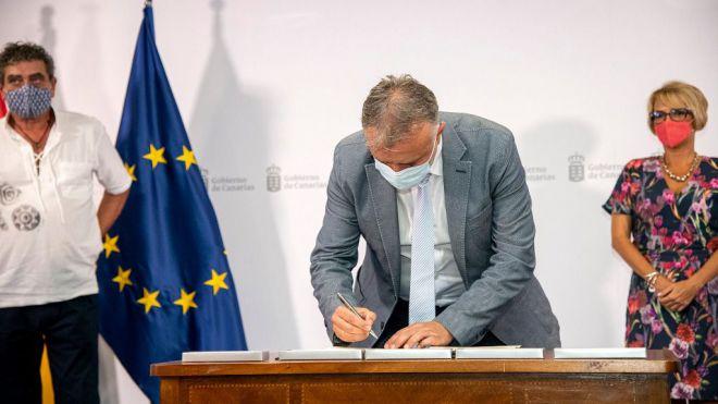 Canarias propone una extensión de los ERTE indefinida, sin recortar prestaciones y para todos los sectores de actividad