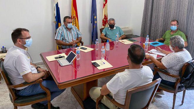 Los alcaldes de La Gomera se reúnen para analizar la situación socioeconómica derivada del Covid