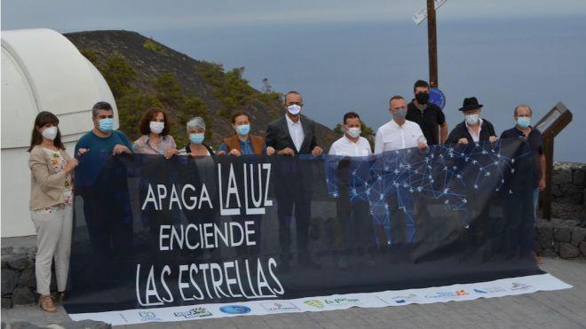 La Palma apuesta por concienciación ciudadana asociada al astroturismo